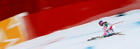 Nächster Coup bei der Ski-WM: Höfl-Riesch holt Abfahrts-Bronze