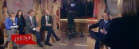 Im Studio mit dem Cavaliere: Berlusconis letzte Schlacht