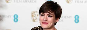 Miserabel: 13 Tage ohne Essen: Anne Hathaway musste hungern