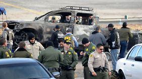 Eine Millionen Dollar Belohnung: Cop-Killer weiter auf der Flucht