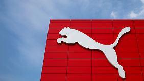 Trotz Rekordumsatz: Puma erleidet Gewinneinbruch