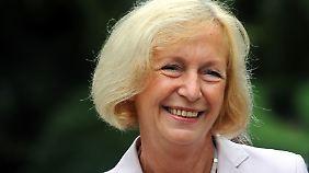 Johanna Wanka war zuletzt Bildungsministerin in Niedersachsen.