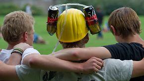 Diskussion um CDU-Vorschlag: Eltern von Komasäufern sollen zahlen