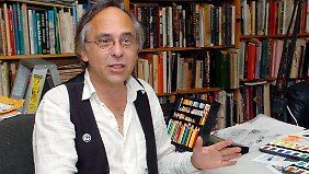 Art Spiegelman lebt in New York.