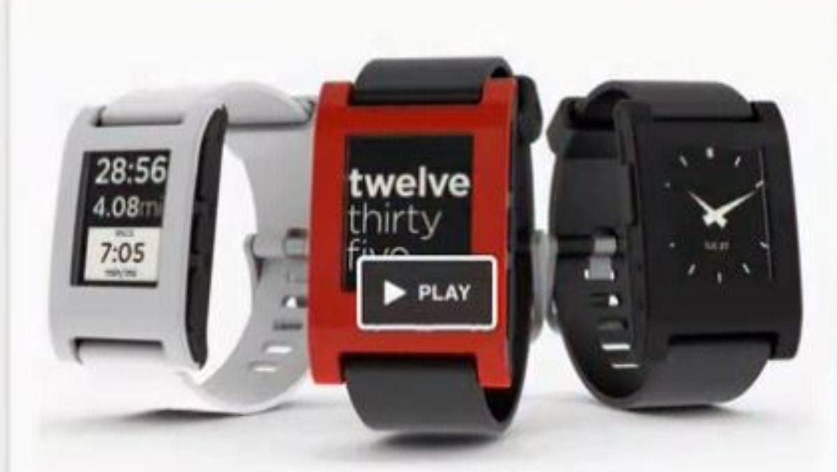 Gehört den Smartwatches die Zukunft?