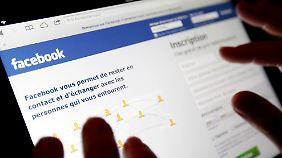 Nutzerdaten offenbar nicht betroffen: Hacker greifen Facebook an