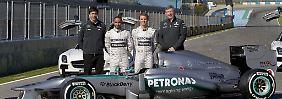 """Formel 1 """"bringt nichts"""" für Mercedes: Investoren fordern Ausstieg"""
