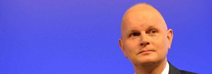 Metro-Vorstandschef Olaf Koch