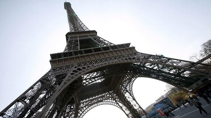 Frankreichs Wirtschaft blikt auf ein schwieriges Jahr. Wachstum ist aber vorgesehen.
