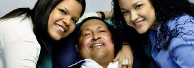 """""""Danke, geliebtes Volk"""": Chávez ist zurück in Caracas"""