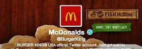 """Whopper gefloppt"" auf Twitter: @BurgerKing gekapert"