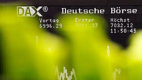 Gewinneinbruch bei der Deutschen Börse: Einnahmen gehen zurück