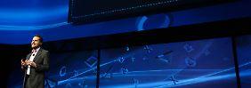 Aber erst zu Weihnachten: Sony präsentiert Playstation 4