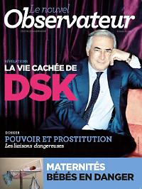 """Enthüllt: Das """"geheime Leben"""" des DSK."""