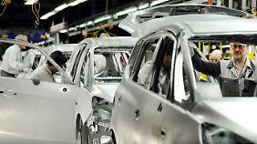 Bochum unter Druck: GM droht Opel