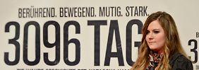 """""""3096 Tage"""": Kampusch schweigt bei Premiere"""