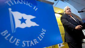 Viel Geld und große Pläne: Clive Palmer.