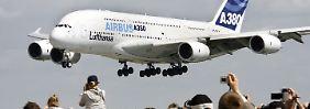 Rüstungssparte schießt nicht scharf: Airbus schiebt EADS-Gewinn an