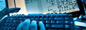 Abteilung soll Hackerangriffe abwehren: BND rüstet sich für Cyber-Krieg