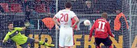 Doppelschlag schockt Stuttgart: Leverkusen siegt ganz spät