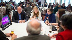 SPD sucht den Dialog: Bürger schreiben mit am Wahlprogramm