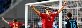 Effizient statt brillant: Bayern lässt Hoffenheim verzweifeln