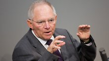 """Schäuble mahnt zu Gelassenheit: """"Trump kann nicht machen, was er will"""""""
