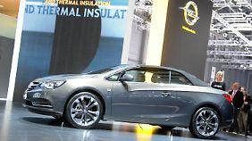 Neuer Glanz in Genf: Opel peilt Erfolgsspur an