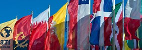 Betrübte Stimmung statt Urlaubslaune: ITB-Veranstalter hoffen auf Aufwind