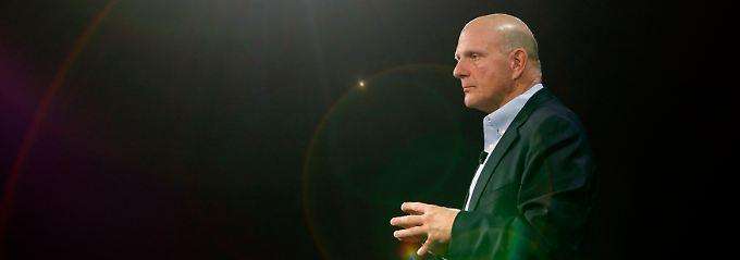Für Microsoft-Chef Steve Ballmer erscheint beides mehr als peinlich: Entweder war es Absicht - oder ein unverzeihlicher Managementfehler.