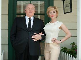 Hitchcock steht auf Blondinen: Zum Glück gibt es Janet Leigh.