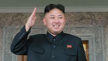 Kim Jong-Un wird oft als Witzfigur verschrien.