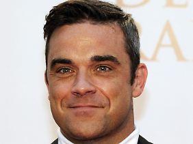Robbie Williams wünscht sich noch ein Baby.