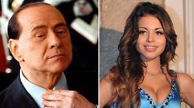 Berlusconi-Prozess: Ruby Rubacuori macht Aussage