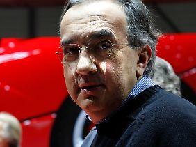 Sieht eine 50-Prozent-Chance, dass die Politik das Sparen aufgibt: Marchionne setzt auf Rom.