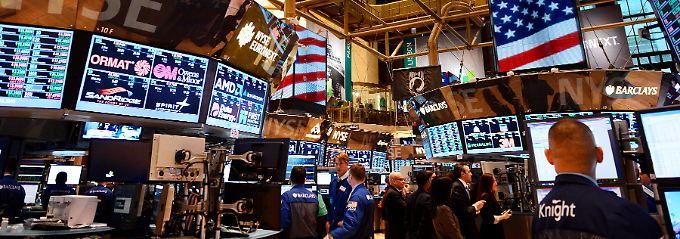 """""""Trotz der insgesamt positiven Verfassung des Marktes macht einem der Einstieg auf diesem Niveau etwas Angst"""""""