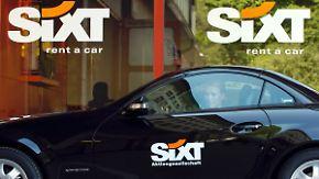 Limousine auf Abruf: Sixt mach Taxis Konkurrenz