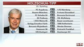 """Holzschuh tippt den Spieltag: """"Schalke nicht so souverän wie BVB"""""""