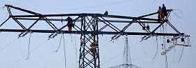 Trotz Atomausstiegs: Deutscher Stromexport boomt