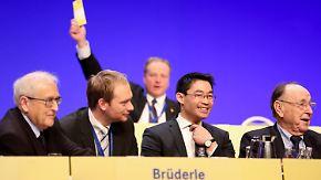 Ende der Selbstbeschäftigung?: Personelle FDP-Rochaden helfen wenig