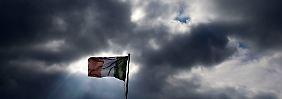 Euro oder Lire?: Italiener lehnen Austritt ab