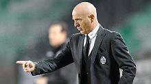 Da ist er ja wieder: Giuseppe Sannino.