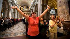 Habemus Papam!: Jubel für Franziskus
