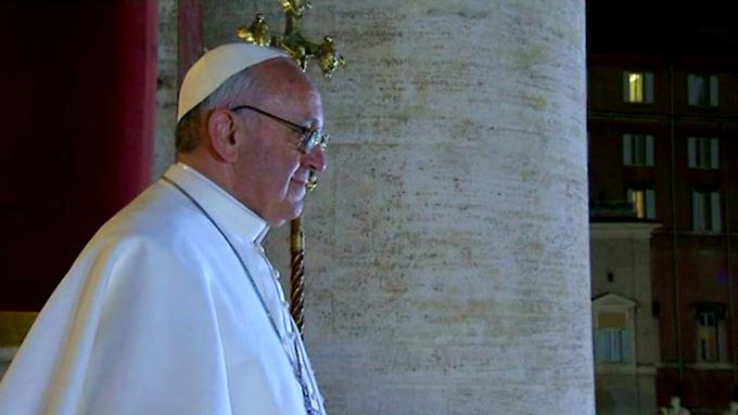 Franziskus der I. verweist mit seiner Namenswahl auf Franz von Assisi.