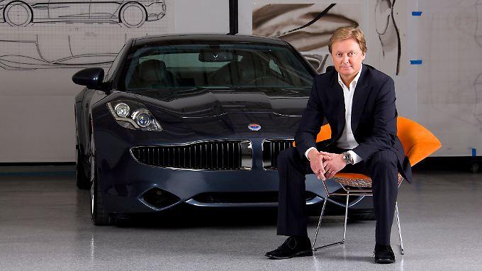 2007 hatte Henrik Fisker das Unternehmen gegründet. Ohne den Designer dürfte es für den Elektroautobauer noch schwieriger werden.