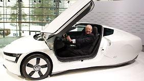 Es läuft etwas schlechter: Volkswagen bleibt optimistisch