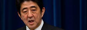 Notenbankchef bestätigt: Abe stellt Wachstumsweichen