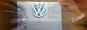 Papier wieder 100 Euro wert: Neuer Chef lässt VW-Aktie auferstehen