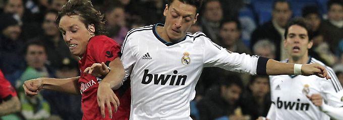 Gegen Mallorca machte Mesut Özil den Unterschied.