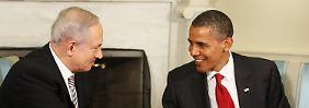 Während der Iran-Gespräche: USA hörten Netanjahu ab